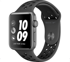 Часы Apple Watch 3 Nike+