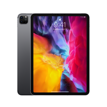 "Apple iPad Pro 11"" (2020) 128Gb Wi-Fi Space Gray"