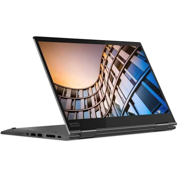 "Ноутбук Lenovo ThinkPad X1 Yoga (20QF001XRT) i5 8265U/16Gb/SSD256Gb/UHD Graphics 620/14""/IPS/Touch/WQHD 2560x1440/4G/Win10 Pro/grey"