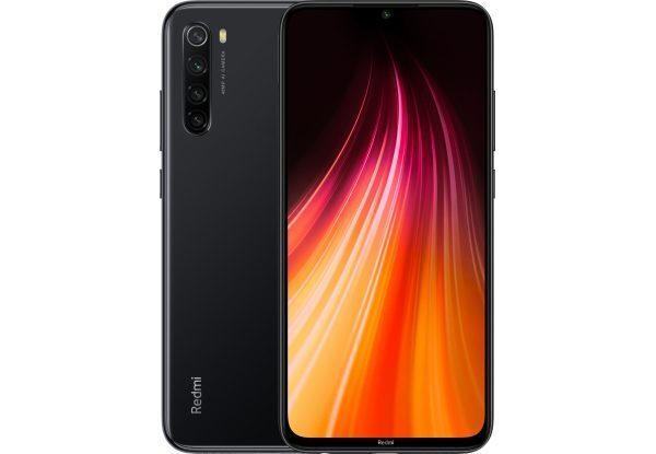 Смартфон Xiaomi Redmi Note 8 4/128GB Space Black