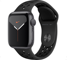 Часы Apple Watch Series 5 Nike+ GPS
