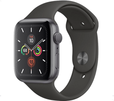 Часы Apple Watch Series 5 GPS Aluminium