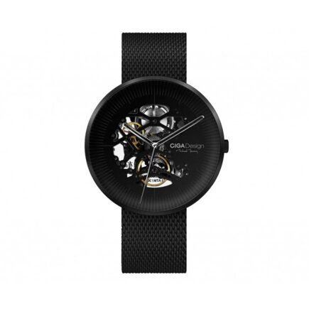 Механические часы Xiaomi CIGA Design Mechanical Watch Round Meteorite Black