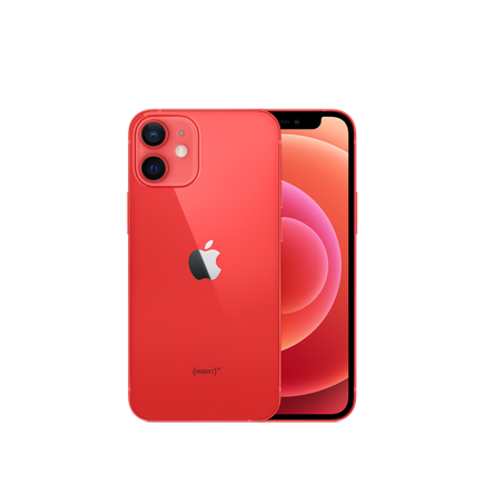 Смартфон Apple iPhone 12 mini 128GB (PRODUCT) RED