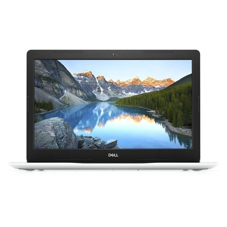 "Ноутбук DELL Inspiron 3584 15.6"" FHD/i3-7020U (2x2.3 GHz)/4G/1TB/HD Graphics/noOD/Linux/4cell/2.4kg/White (3584-5147)"