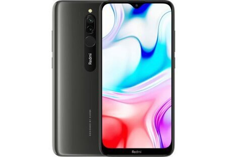 Смартфон Xiaomi Redmi 8 3/32 Onyx Black (Global Version)