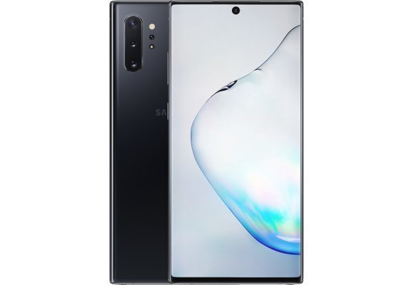 Смартфон Samsung Galaxy Note 10+ 12/256GB Black