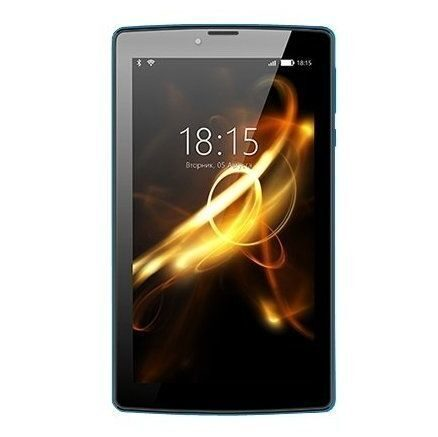 "Планшет BQ-7083G Light Blue 8Gb+3G/7"" TN (1024x600)/SC7731C (4x1.0 GHz)/1Gb/0.3MP/A7.0/2400mAh"