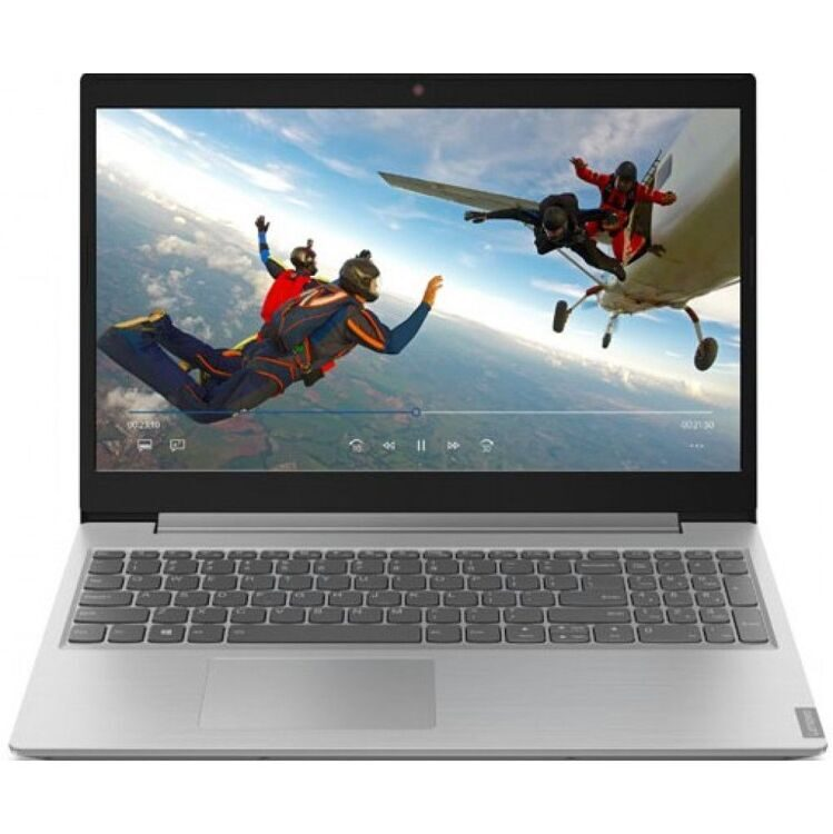 "Ноутбук Lenovo IdeaPad L340-15IWL 81LG00MVRK i3 8145U/4Gb/SSD512Gb/Intel UHD Graphics 620/15.6""/TN/FHD (1920x1080)/noOS/grey/WiFi/BT/Cam"