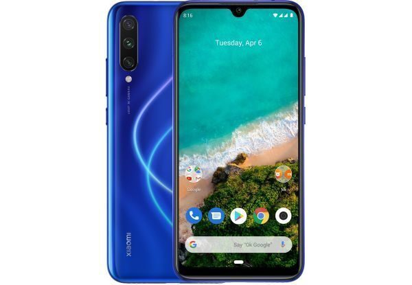 Смартфон Xiaomi Mi A3 4/128GB Not just Blue (Global Version)