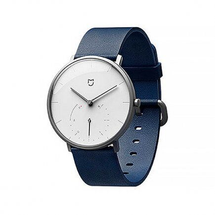 Часы Xiaomi Mi Mijia Quartz Watch Серые / Gray
