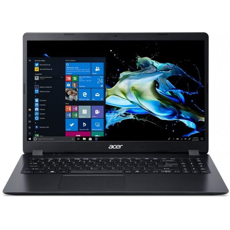 "Ноутбук Acer Extensa 15 EX215-51-315J NX.EFZER.00C i3 10110U/4Gb/500Gb/UMA/15.6""/FHD (1920x1080)/Win10 Single Language/black"