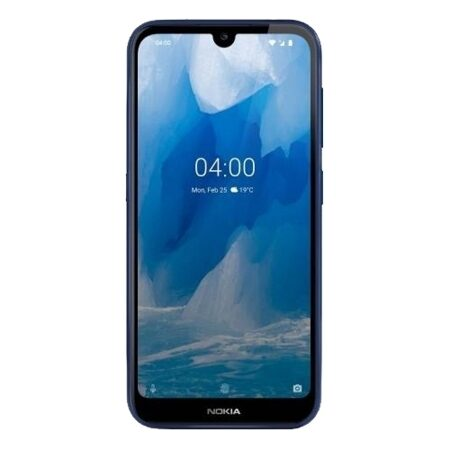 "Смартфон Nokia 4.2 DS Blue (TA-1157), 5,71"" IPS (1520x720), SnapDr 439 (8х1,95ГГц), LTE, 13+2Мп/8Мп, 3Gb/32 Gb, And9.0, 3000 мАч"
