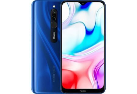 Смартфон Xiaomi Redmi 8 3/32 Sapphire Blue (Global Version)