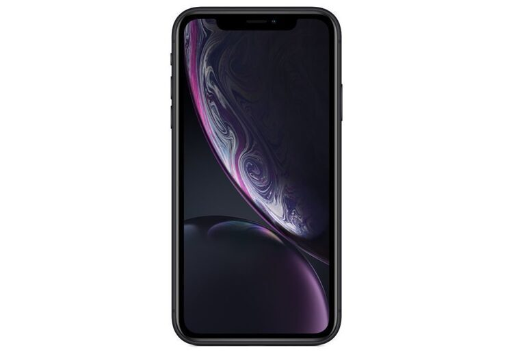 Смартфон Apple iPhone XR 64 ГБ Черный