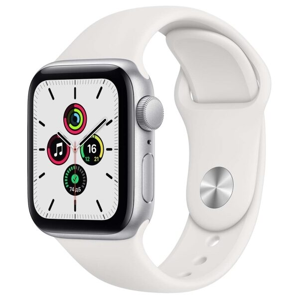 Apple Watch series SE 44m, Серебро