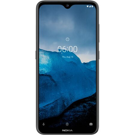 "Смартфон Nokia 6.2 DS Black (TA-1198), 6,3"" IPS (2280x1080), SnapD 636 (8х1,8ГГц), LTE, NFC, 16+8+5 Мп/8 Мп, 3Gb/32 Gb, And9.0, 3500 мАч, fingerprint"